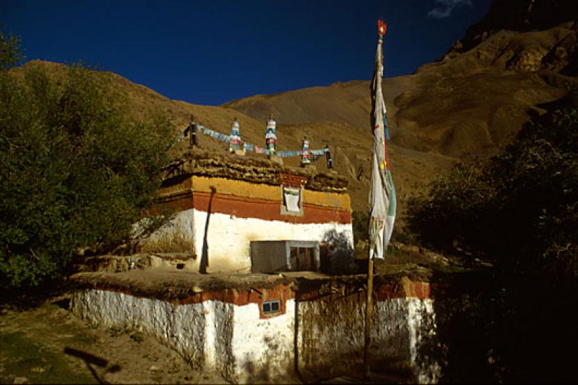 Lhalung Monastery